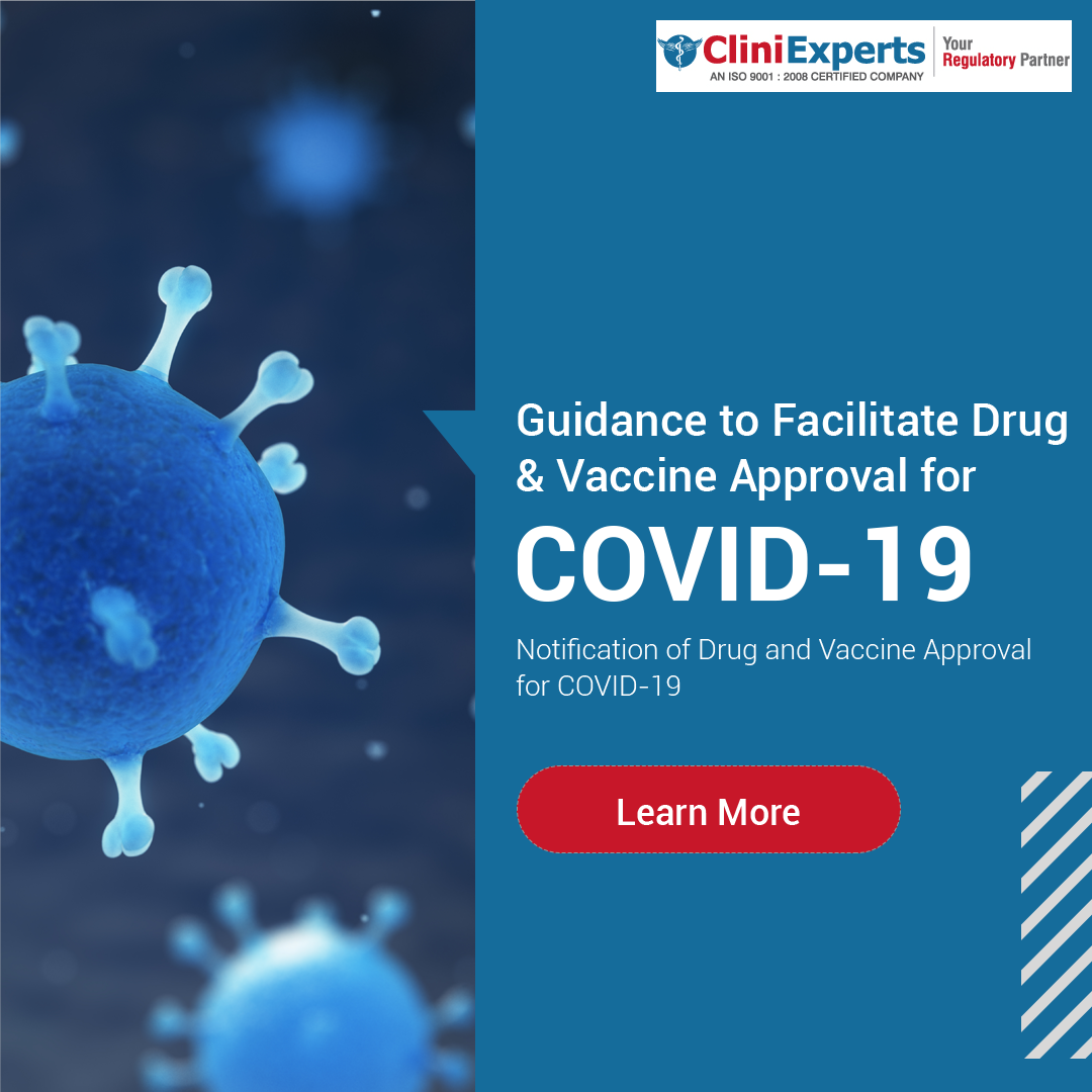 New Regulatory Guidance to Facilitate Drug & Vaccine Approval for COVID-19