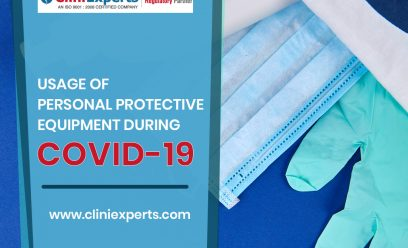 Guidelines for usage of personal protective equipment during COVID-19