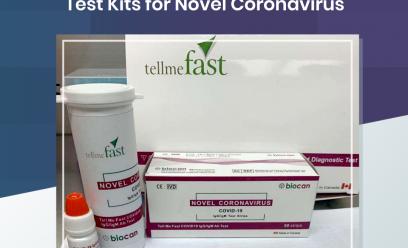 Biocan Rapid Antibody Test Kits for Coronavirus