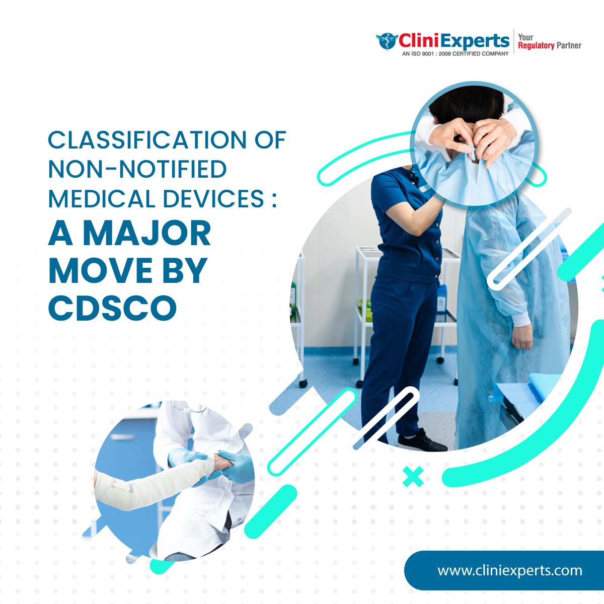 Classification of non-notified Medical Devices : A major move by CDSCO